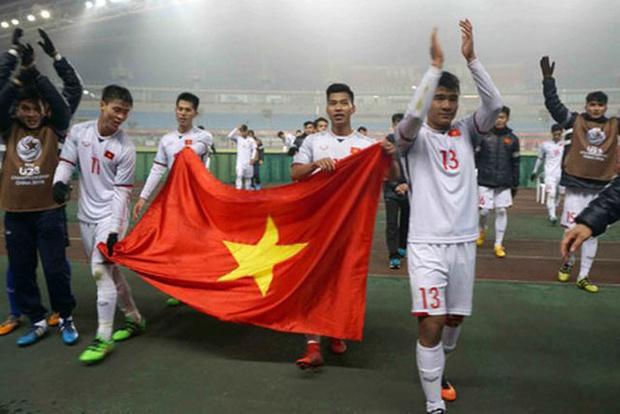 U23 Việt Nam đang mang lại niềm tự hào cho bóng đá Đông Nam Á.