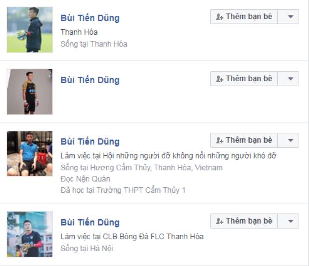 Hiện vẫn chưa rõ các facebook giả mạo được lập lên với mục đích gì.