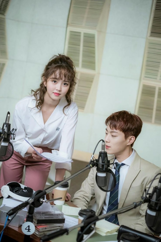 Đổ gục trước sự đẹp đôi của Doo Joon và Kim So Hyun trong Radio Romance