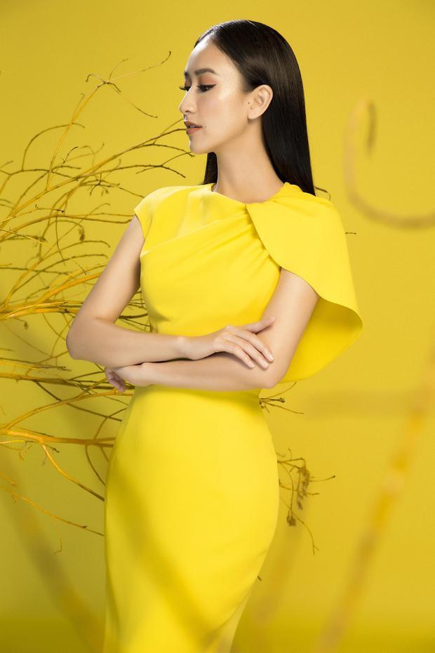 Gam màu vàng và phom dáng ôm thường được nhà thiết kế Lê Thanh Hòa ưa chuộng vì tính ứng dụng cao, hợp với nhiều hoàn cảnh. Năm 2018 Hà Thu sẽ bắt tay thực hiện những dự định ấp ủ của mình nhằm đáp lại tình cảm của người hâm mộ.