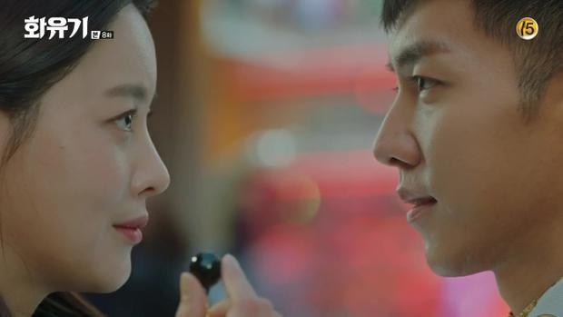 Chiếc chuông báo tử trong tay Sun Mi kêu liên hồi khi cô gặp Son Oh Gong