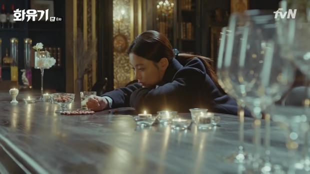 Jin Sun Mi chơi trò đếm đậu phộng để xem Oh Gong yêu mình nhiều hay ít, liệu cô tháo vòng kim cô cho anh, anh có còn thích cô không