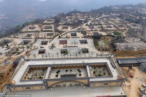 Chính quyền địa phương đang thực hiện các chính sách để bảo tồn các ngôi làng cổ này và biến chúng trở thành điểm du lịch phổ biến.