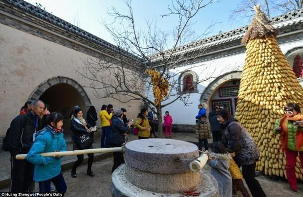 """Truyền thông Trung Quốc gọi đây là """"ngôi làng bí ẩn nhất Trung Quốc""""."""