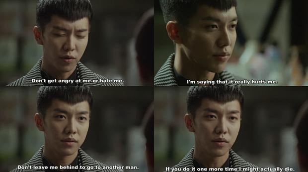 Cảnh Son Oh Gong thú nhận cảm xúc của mình với Sun Mi khiến khán giả muốn nhiều hơn nữa