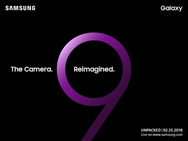 Chính thức: Bom tấn S9/S9+ sẽ được ra mắt vào ngày 25 tháng 2 tới đây