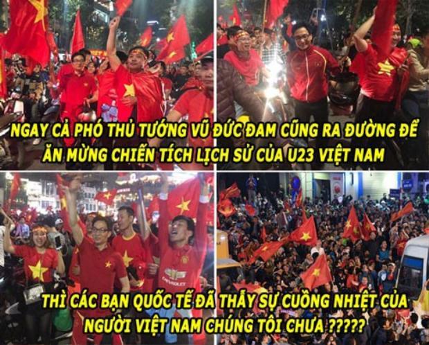 Nói về yêu bóng đá thì Việt Nam là nhất thế giới rồi!