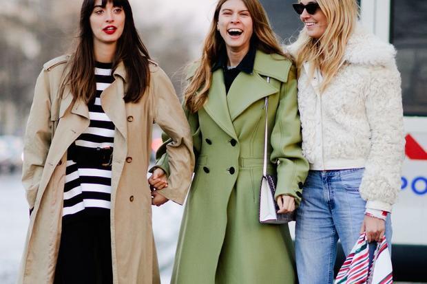 Tuần lễ Haute Couture xuân hè 2018: Street style chiếm sóng luôn cả runway