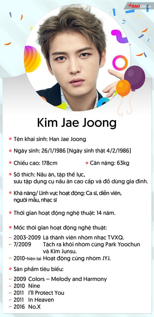 Kim Jae Joong  Đóa hoa bất tử về nhan sắc và khí chất của showbiz Hàn