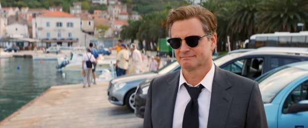 Colin Firth trong vai Harry.