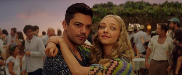 Mamma Mia 2 tung trailer với nhạc phim siêu hay cùng slogan Yêu lần nữa