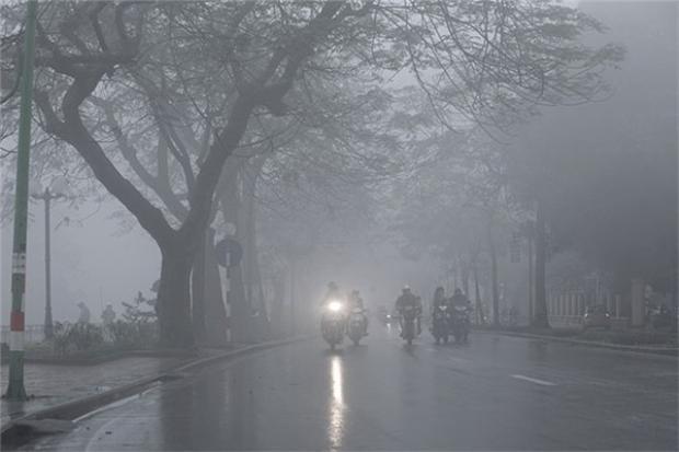 Không khí lạnh sáng nay đã tràn vào các tỉnh phía Bắc, một số nơi còn có mưa - (Ảnh minh họa).