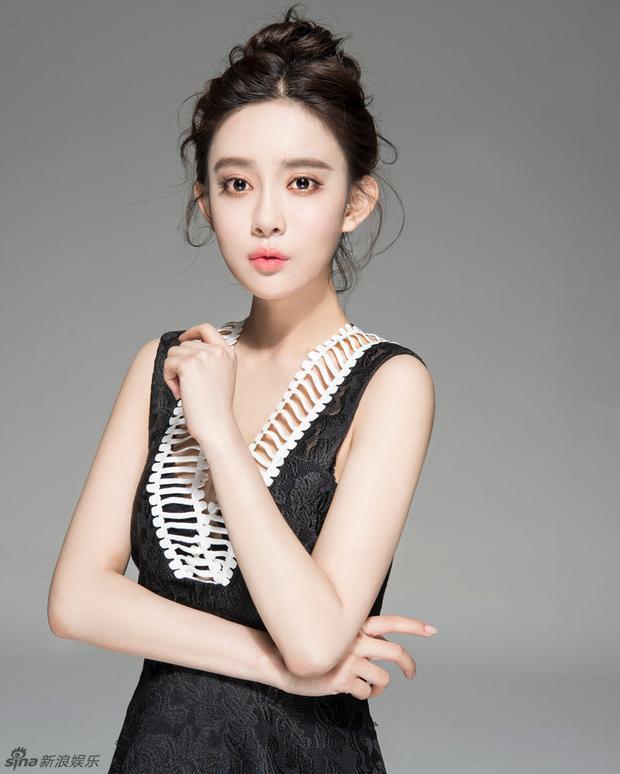 Mạnh Tử Nghĩa - Nổi tiếng sau vai diễn cô hầu đẹp hơn cả Yoona