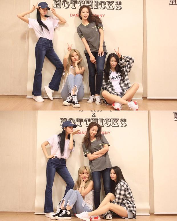 Đội vũ công đến từ Yama & HotChicks gần như có mặt trong tất cả các MV của T-ara.