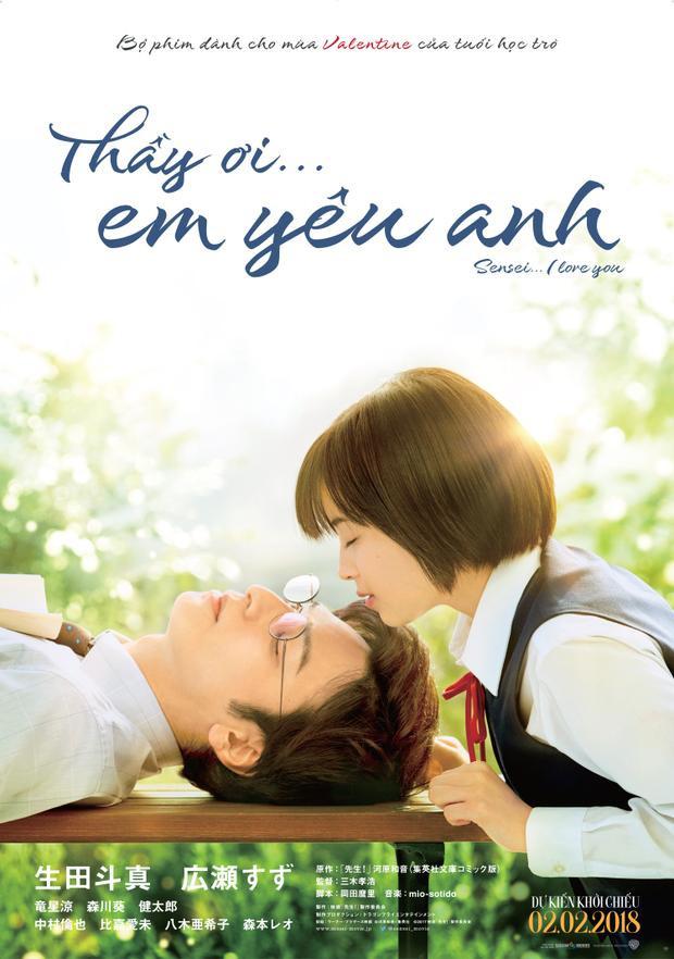 Nghi án phim Nhật Thầy ơi! Em yêu anh mượn ý tưởng từ MV Em gái mưa của Hương Tràm?