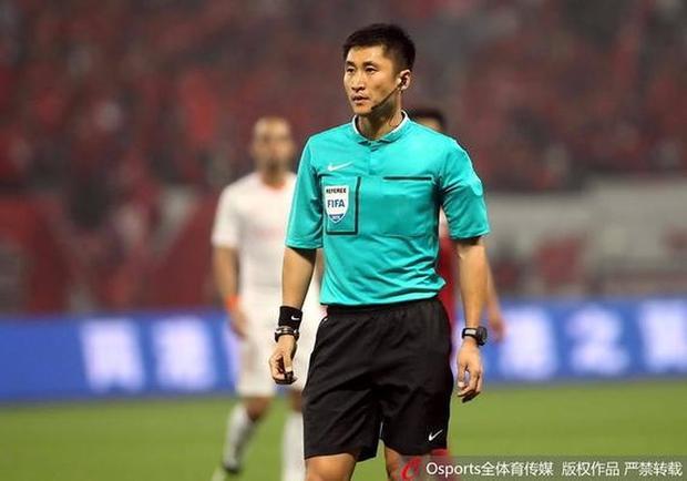 Trọng tài Ma Ning bắt trận chung kết chỉ là đồn đoán.