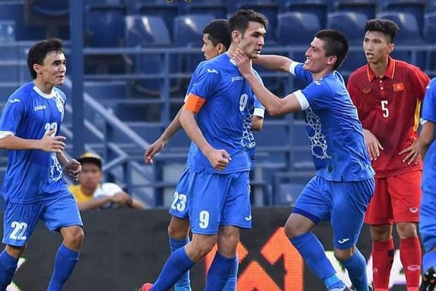 U23 Uzbekistan từng thắng U23 Việt Nam cách đây hơn 1 tháng.