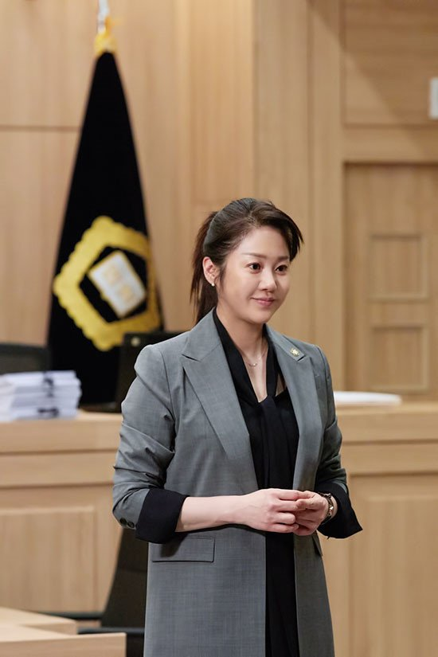 Nữ diễn viên Ko Hyun Jung trong vai Choi Ja Hye