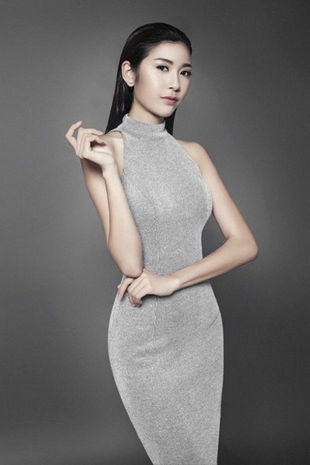 Á hậu Thuý Vân.