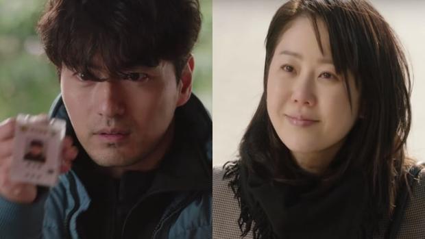 Chemistry giữa Lee Jin Wook và Go Hyun Jung là 1 điểm rất đáng xem của Return