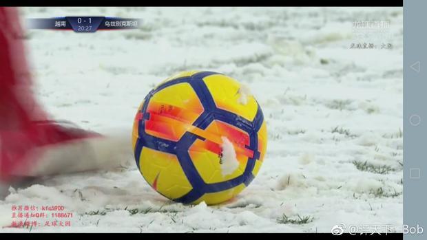 AFC đè ép U23 Việt Nam phải đá chung kết trong mưa tuyết?