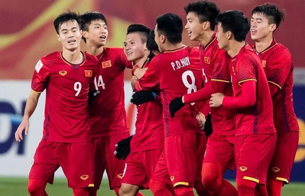 Bản lĩnh thi đấu giúp U23 Việt Nam vượt qua nghịch cảnh.