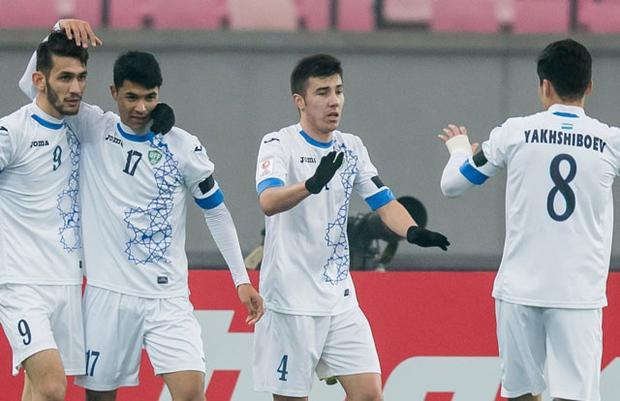 U23 Uzbekistan đang có lợi thế tuyệt đối trước U23 Việt Nam.