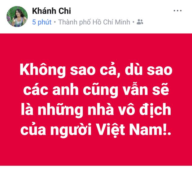 Toàn bộ cư dân mạng đều muốn nói với U23 Việt Nam rằng: Các bạn đã làm rất tốt rồi, về thôi mọi người chờ