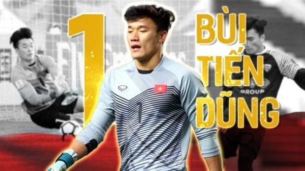 Bùi Tiến Dũng bước ra ánh sáng từ sân chơi U19 châu Á.