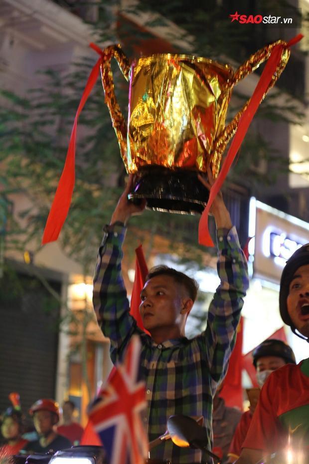 Vơi NHM, sau trận thắng Qatar thì đội nhà thực ra đã giành chiếc cúp vàng bởi vì chúng ta đã làm được những điều tưởng như không thể.