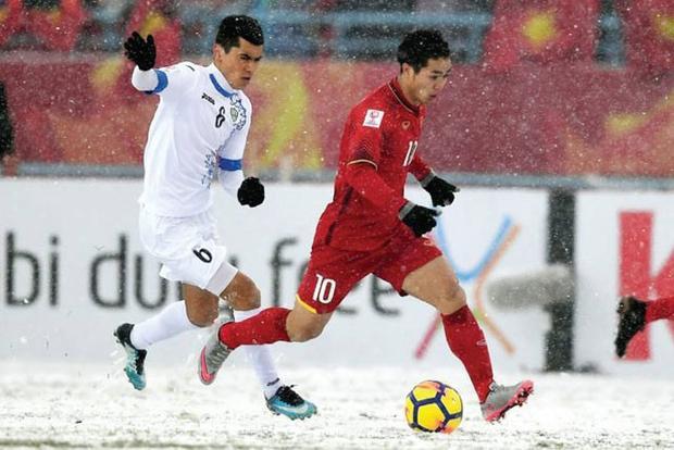 U23 Việt Nam đã gặp vô vàn khó khăn trong trận chung kết giải U23 châu Á 2018.