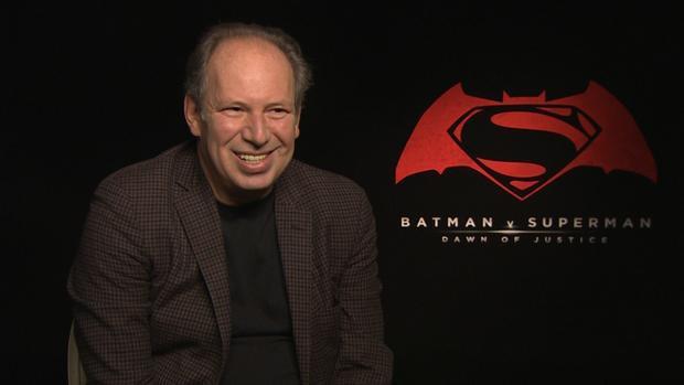 Hans Zimmer từng soạn nhiều bản nhạc phim tuyệt vời cho phim siêu anh hùng.