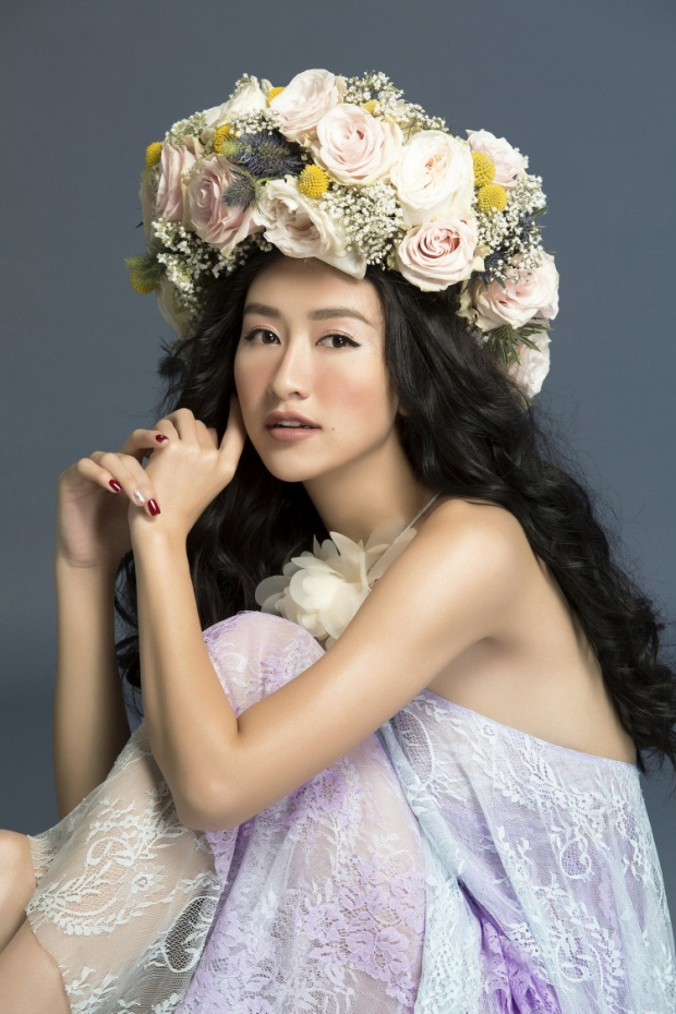 Á hậu Hà Thu bất ngờ lọt top 60 Hoa hậu đẹp nhất thế giới