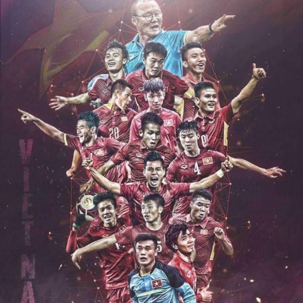 U23 Việt Nam đã chứng minh bản lĩnh trước hàng triệu khán giả.