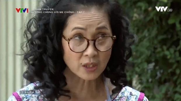 Bà Phường (NSND Lan Hương) chủ nhân của những câu nói viral trong Sống chung với mẹ chồng.