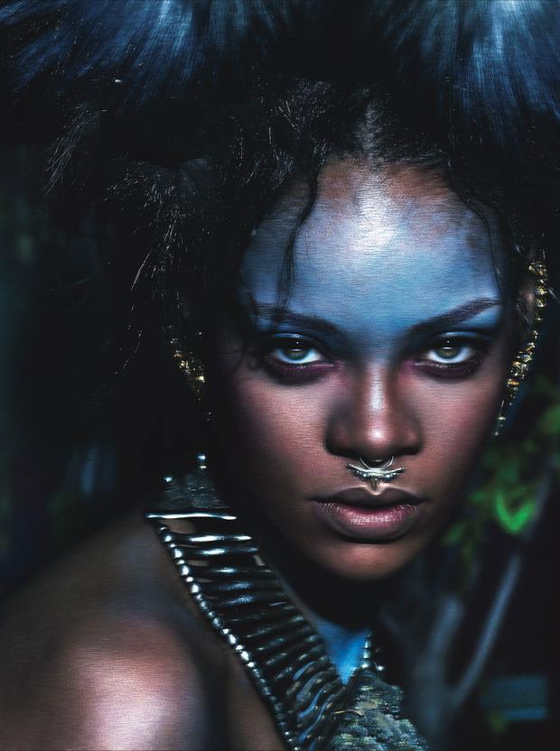 Rihanna à, đến lúc trở lại với âm nhạc rồi đấy!