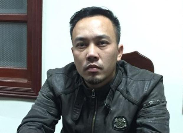 Nghi phạm dùng súng bắn đạn bi và bom giả gây ra vụ cướp ở Bắc Giang. Ảnh: ANTĐ