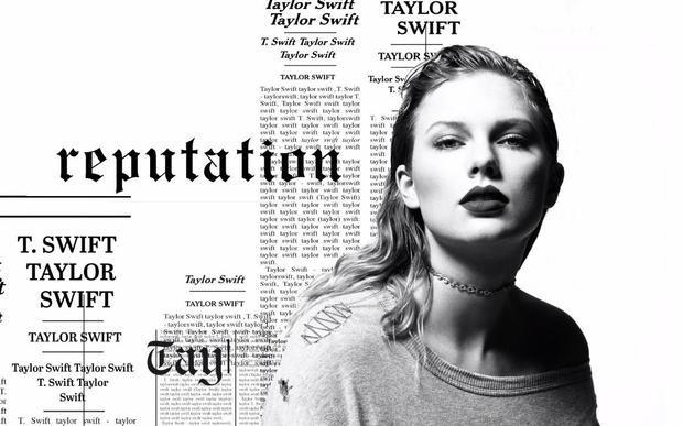 Sự vắng mặt khó hiểu của Taylor Swift cũng như album Reputation.