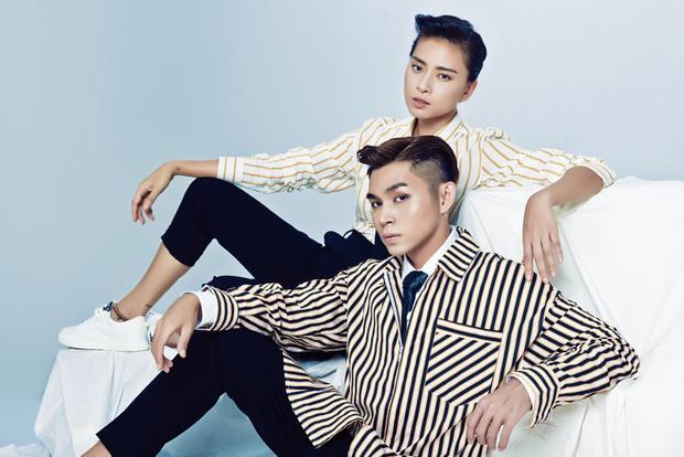 Nhìn bộ ảnh chụp cùng Jun Phạm, có ai ngờ soái ca này chính là Ngô Thanh Vân?
