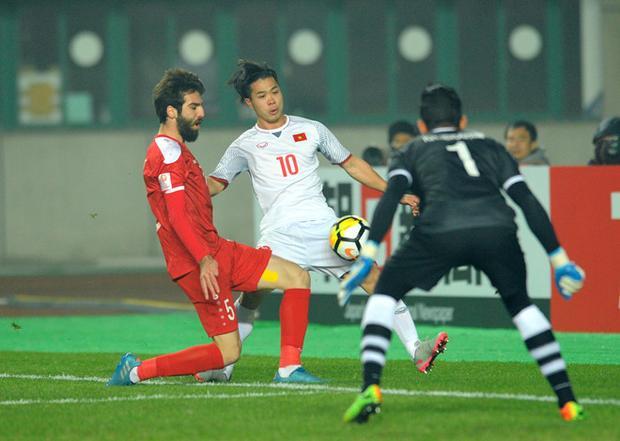 Phượng nỗ lực và hy sinh rất lớn ở VCK U23 châu Á.