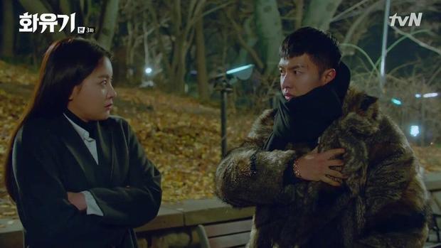 """Son Oh Gong từ ngày đeo vòng kim cô hẳn sẽ có nhiều triệu chứng của… bệnh tim mạch. Anh có quyền đòi hỏi Jin Sun Mi phải chịu trách nhiệm về """"căn bệnh"""" này!"""