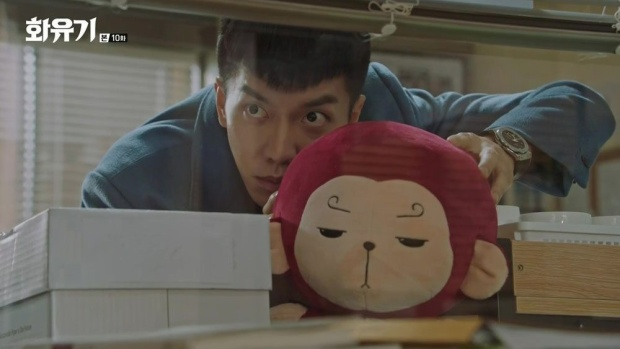 Con nhà người ta mới học cấp 1 thôi mà đã lừa gạt rồi. Son Oh Gong quả là quá phúc hắc!