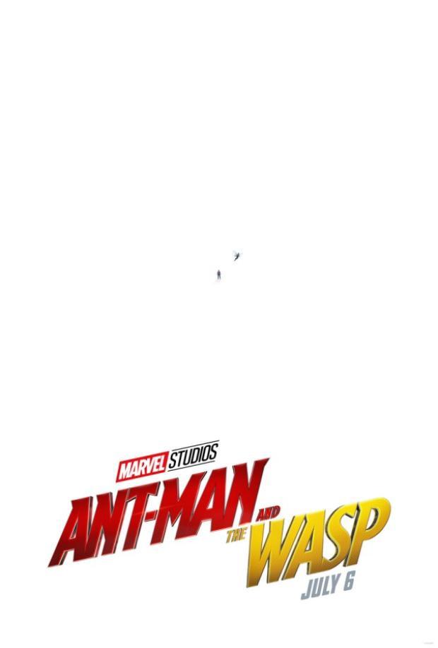 Poster gây chú ý khi 2 nhân vật… nhỏ xíu đúng chất Người kiến.