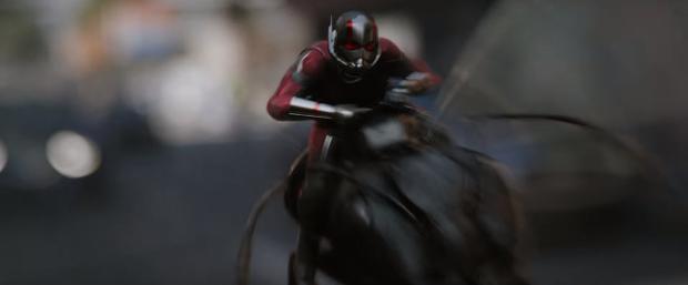 Ant-man 2: Không chỉ ở người, bây giờ còn có thể thu nhỏ phóng to cả nhà, xe và đồ chơi