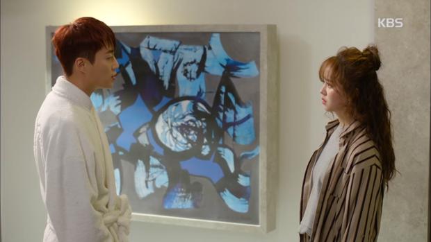 Radio Romance: Chưa yêu nhau nhưng Doo Joon đã thả thính Kim So Hyun thế này rồi