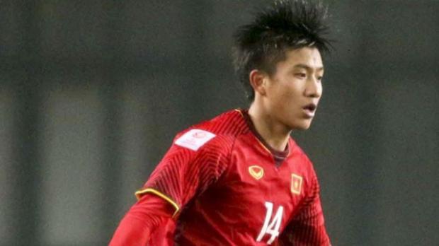 Phan Văn Đức có màn trình diễn ấn tượng tại VCK U23 Châu Á cùng các đồng đội.