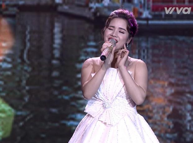 """Nhã Thanh, thí sinh là fan của """"Nữ thần Bolero"""" cũng xuất hiện trong tập 2."""