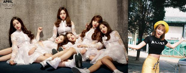 """Hong Jin Young tung bài hát mới vào 7/2. April liệu có bị nữ hoàng nhạc trot """"đè bẹp"""" khi comeback cùng ngày?"""