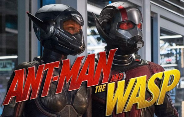 """Ant-Man and the Wasp - Ngô """"Kiến"""" Huy và """"Ong"""" Cao Thắng."""