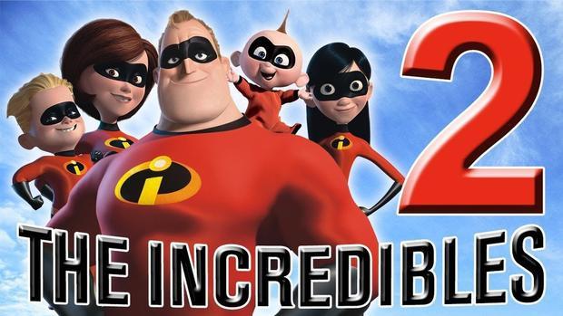Incredibles 2 - Gia Đình Phép Thuật 2.